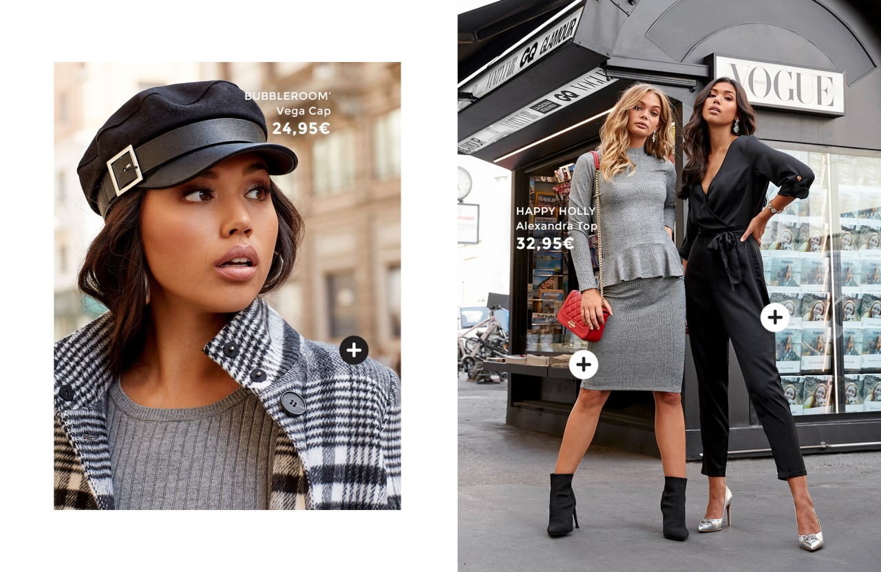 Checked clothing is making a comeback. Style in its simplicity or in a perfect look from top to toe.