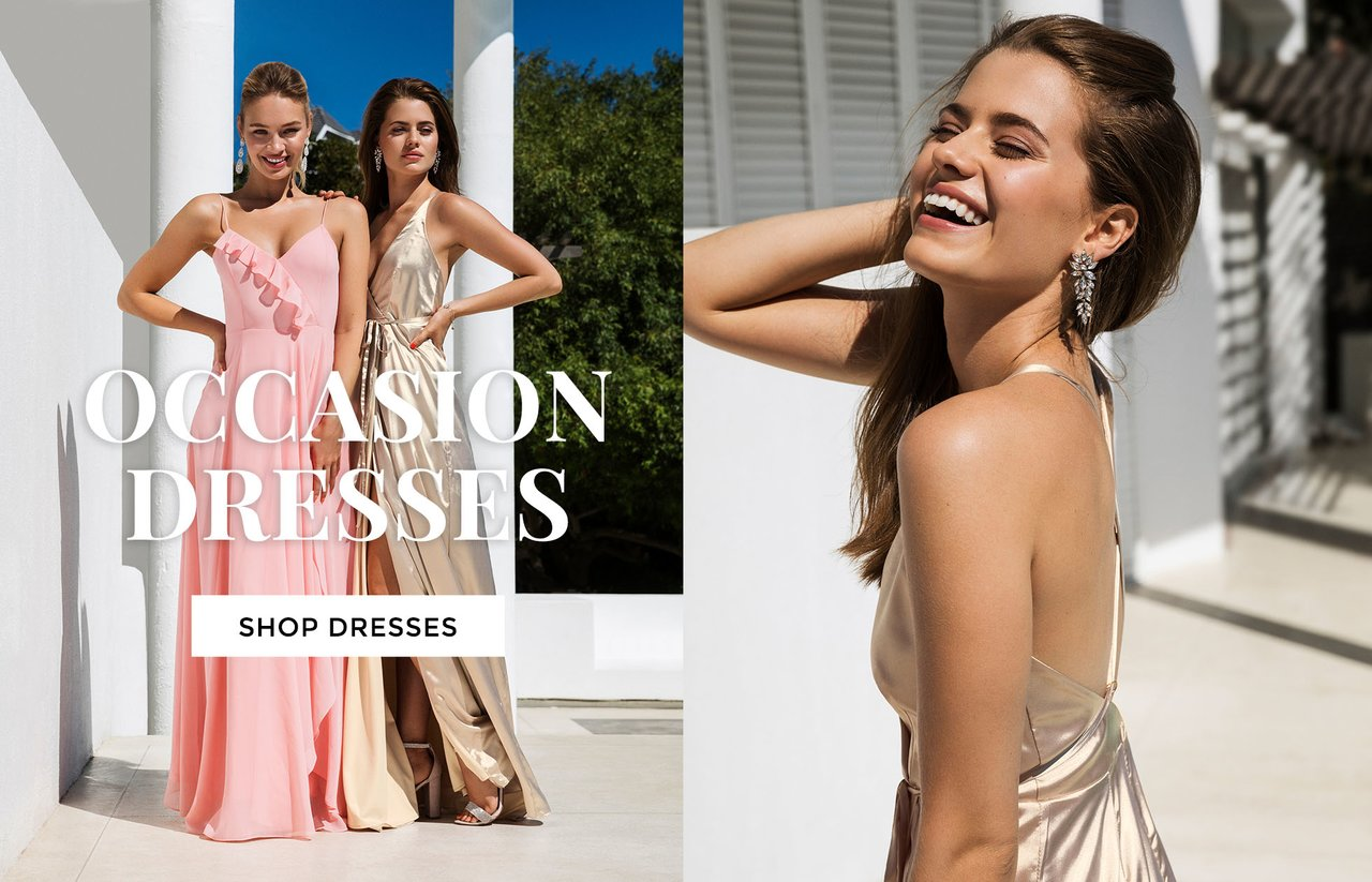 Occasion Dresses for Prom and wedding