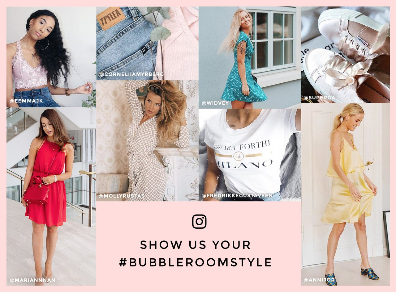 Share your style on bubbleroomstyle