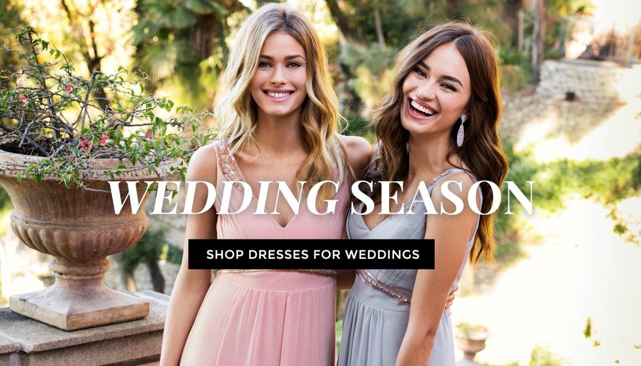 Occasion dresses för summer parties and weddings
