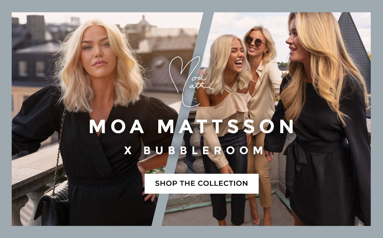 Shop Moa Mattsson x Bubbleroom