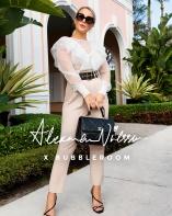 Alexandra Nilsson x Bubbleroom