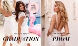 Shop graduation dresses and prom dresses