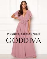 Stunning dresses from Goddiva