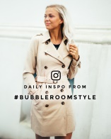 Daily inspo from #bubbleroomstyle