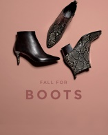 Shop boots for fall