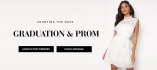 Shop Prom and Graduation dresses
