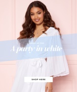 Shop white party dresses from Bubbleroom