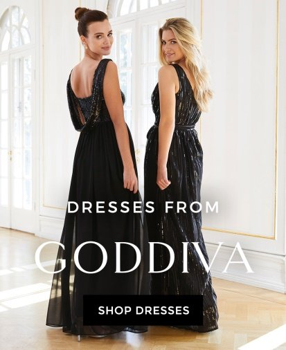 Occasion dresses from Goddiva