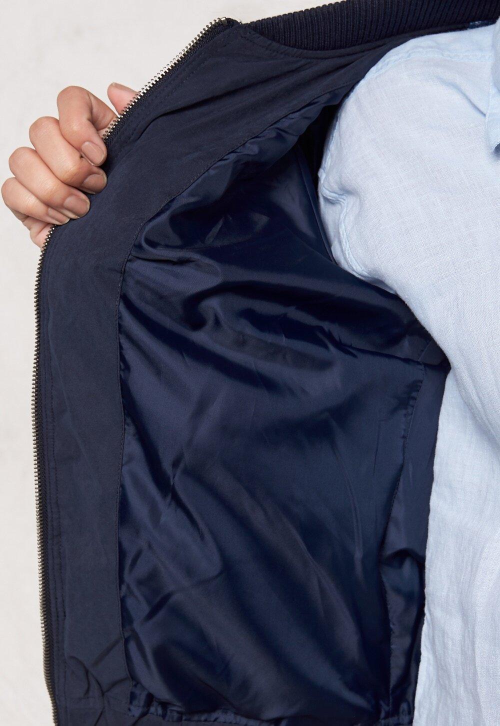 Mood Bomber Jackets: Jacqueline De Yong Treasure Bomber Jacket Mood Indigo