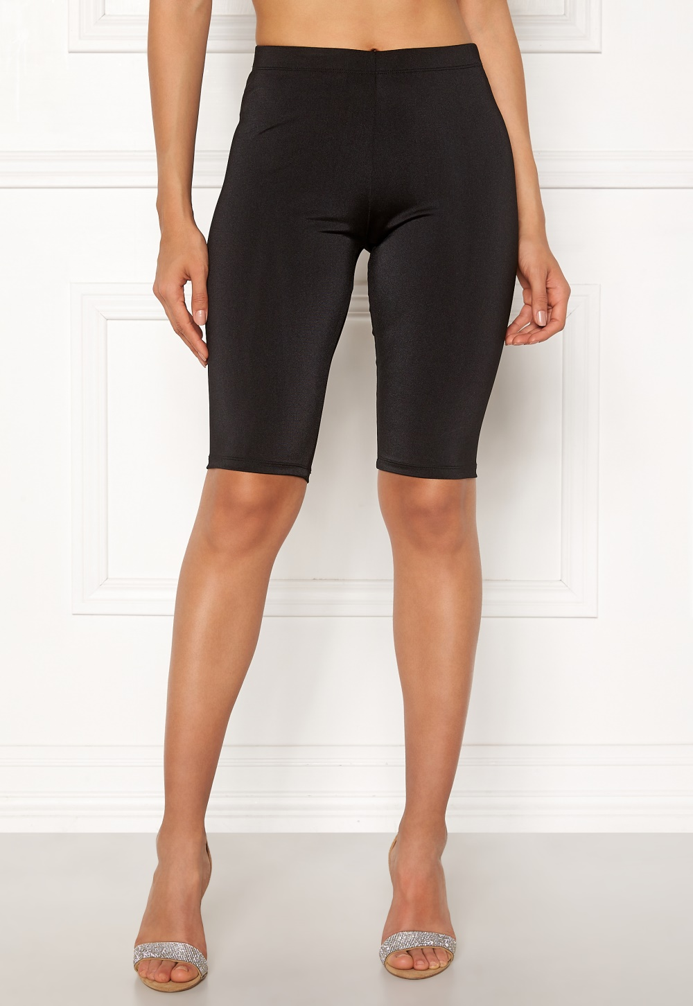 234b4aa2 Pieces Erra Legging Shorts Black - Bubbleroom
