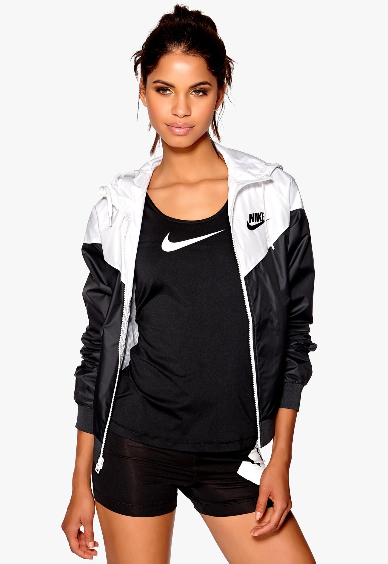 Nike Windrunner Jacket Black And White unit4motors.co.uk 3b6e60acea