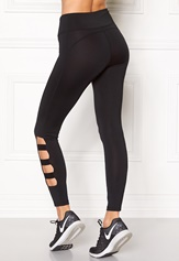 BUBBLEROOM SPORT Energy sport tights Black