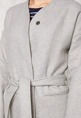 b.young Breze Jacket Light Grey Melange