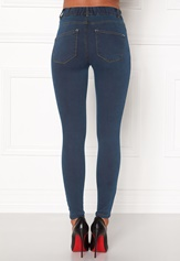 Happy Holly Elwira jeggings Dark denim