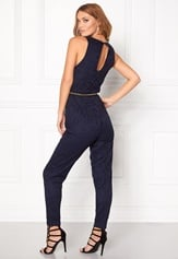 Make Way Adelaide Jumpsuit Midnight blue