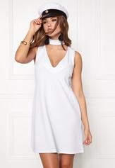 Make Way Lynn Dress White Bubbleroom.eu