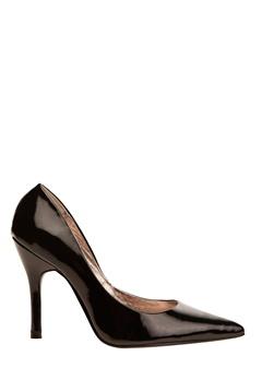Have2have Stiletto heel pumps, Melissa Black patent Bubbleroom.eu