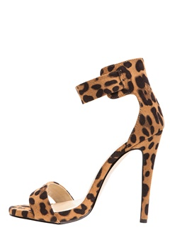 Have2have High heeled sandals, Rita Leopard Bubbleroom.eu