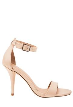 Have2have High heeled sandals, Tulip1 Beige Bubbleroom.eu