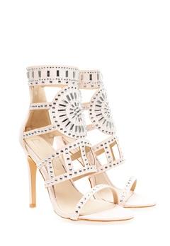 Truffle Heeled Sandals, Pimmy  Bubbleroom.eu