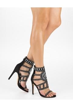 Truffle Heeled Sandals, Pimmy 0 cm Bubbleroom.eu
