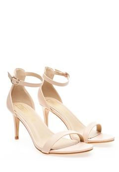 Truffle Sandals, Cassie Beige Bubbleroom.eu