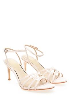 Truffle Sandals, Pam Light beige Bubbleroom.eu