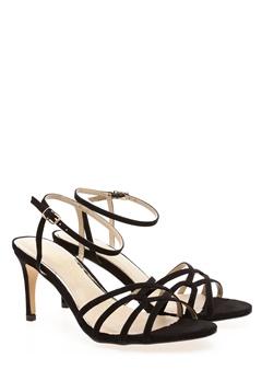 Truffle Sandals, Pam Black Bubbleroom.eu