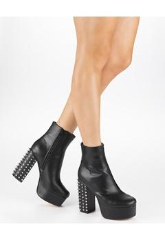 Truffle Heeled ankle boots, Avannne  Bubbleroom.eu
