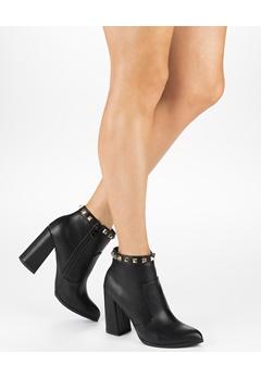 Truffle Heeled boots, Enya  Bubbleroom.eu