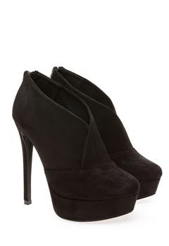 Truffle Ankle boots, Katy Black Bubbleroom.eu