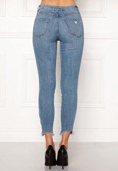 Guess 1981 Zip Pants Marigarde Bubbleroom.eu