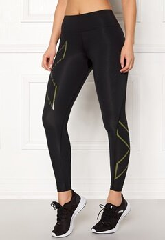 2XU Bonded Compression Tights Blk/Fob Bubbleroom.eu