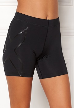 2XU Core Comp 5 Inch Shorts Black/Nero Bubbleroom.eu
