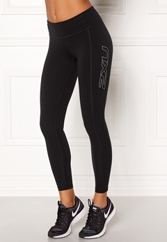2XU Fitness Compression Tight Black/silver Bubbleroom.eu