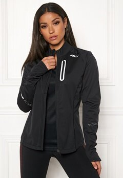 2XU Wind Defence Membrane Jacket Black/black Bubbleroom.eu