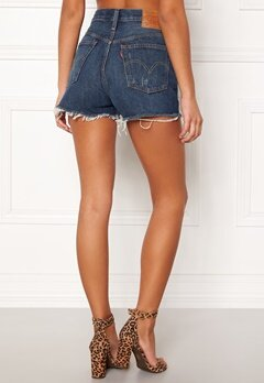 LEVI'S 501 High Rise Short 0018 Silver Lake Bubbleroom.eu