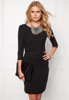 VILA Nimas Detail Dress Black Bubbleroom.eu