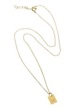 NORR by Erbs Personal Story Necklace Gold Bubbleroom.eu