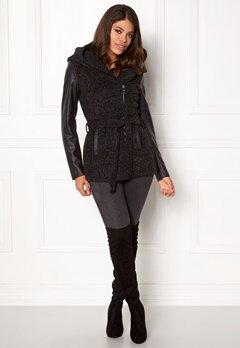 ONLY New Lisford Wool Coat Black Bubbleroom.eu