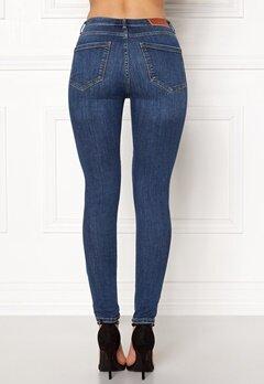 VERO MODA Sophia Hr Skinny Destroy Jeans Medium Blue Denim Bubbleroom.eu