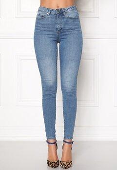 VERO MODA Sophia HW Skinny Jeans Light Blue Denim Bubbleroom.eu