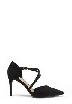 New Look Rexed Strap Point heel Black Bubbleroom.eu