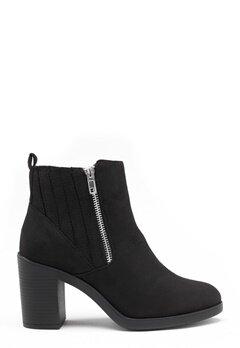 New Look Doodle Side Zip boots Black Bubbleroom.eu