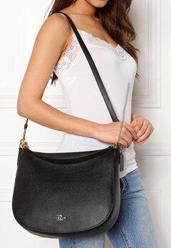 COACH Chelsey Leather Bag LIBLK Black Bubbleroom.eu