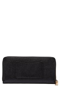 Michael Michael Kors Pocket Zip Around Wallet 001 Black Bubbleroom.eu