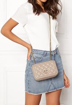 Love Moschino Bag With Chain 108 Taupe/Sand Bubbleroom.eu