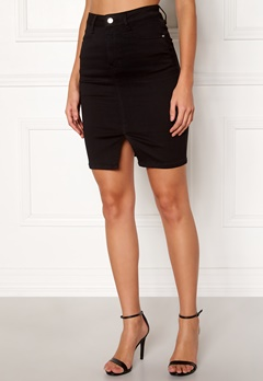 77thFLEA Bianca superstretch skirt Black Bubbleroom.eu
