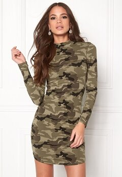 77thFLEA Brenna Camo Dress  Bubbleroom.eu
